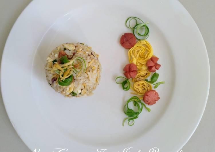 Nasi Goreng Teri Cabe Rawit