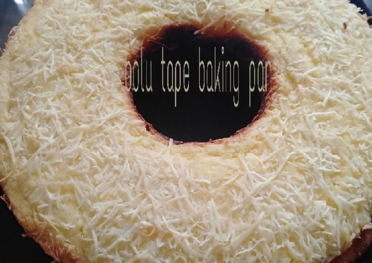 Bolu tape baking pan