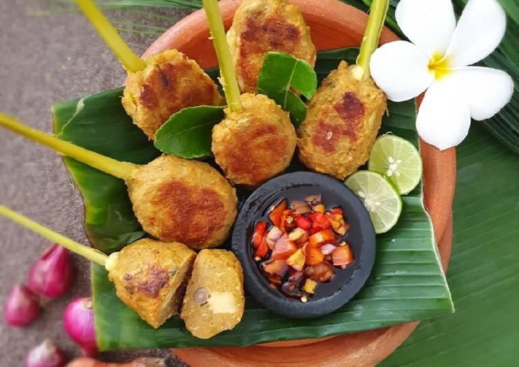 Resep Sate Ayam Buntal Isi Keju Oleh Windu Restina Cookpad