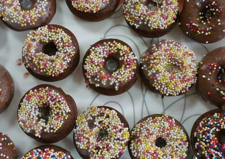 Bitesize Choco Donut