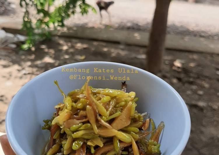 Kembang Kates Ulala (Bunga Pepaya)
