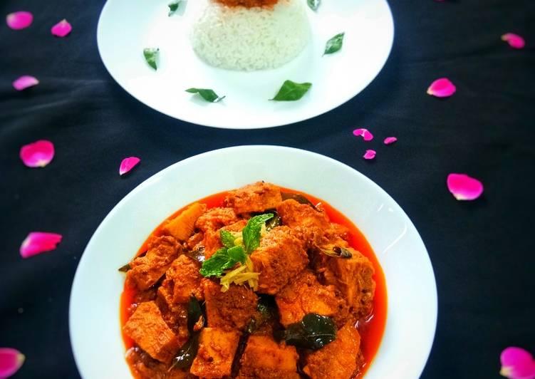 Jackfruit Kerala Curry