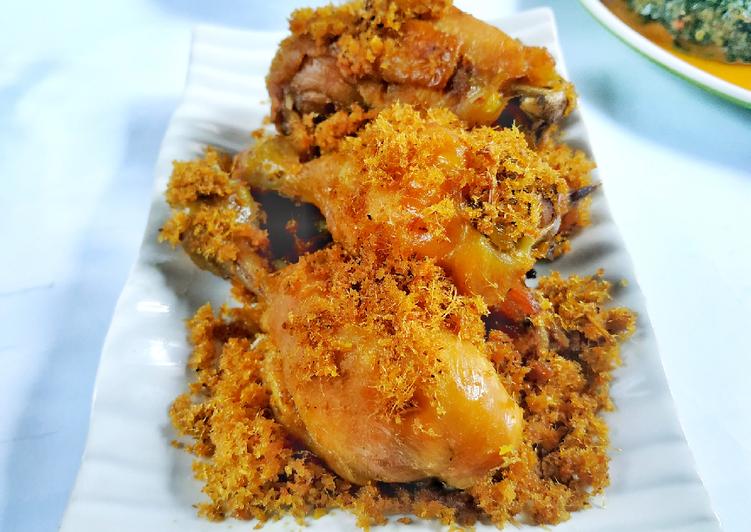 Ayam Goreng Padang Bumbu Lengkuas