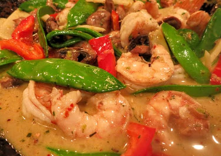 Recipe: Tasty (Hotter Than It Looks) Thai Curry Base