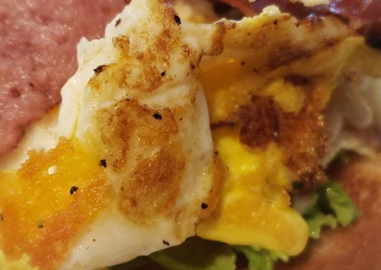Easiest Way to Prepare Homemade Cali Food Truck Breakfast Sandwich