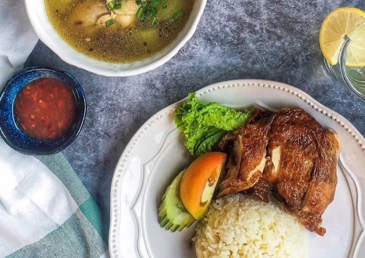 Nasi Ayam Nenda Sayang #phopbylinimohd #batch17 - velavinkabakery.com