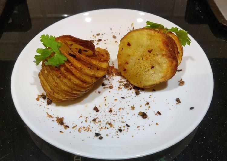Hasselback / Baked Potato