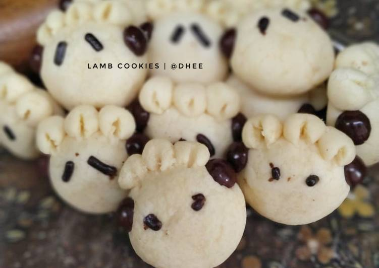 Resep Daun the sheep cookies Anti Gagal