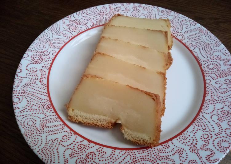 Comment faire Préparer Savoureux Gâteau magique