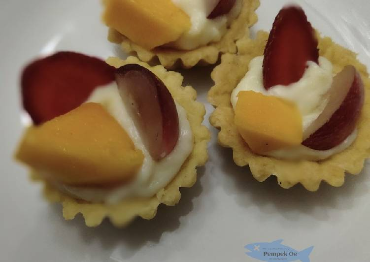 Resep Pie Buah Favorit