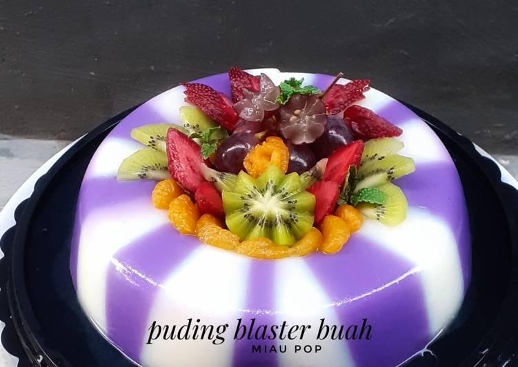 Pudding blaster