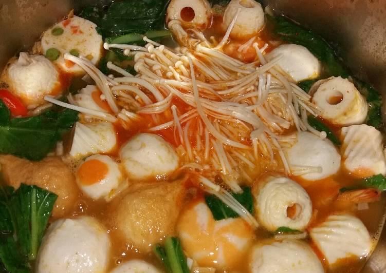 Resep Tom Yam Suki Oleh Idaihsan Cookpad
