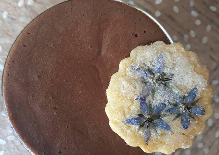 recette Mousse au chocolat le délicieux