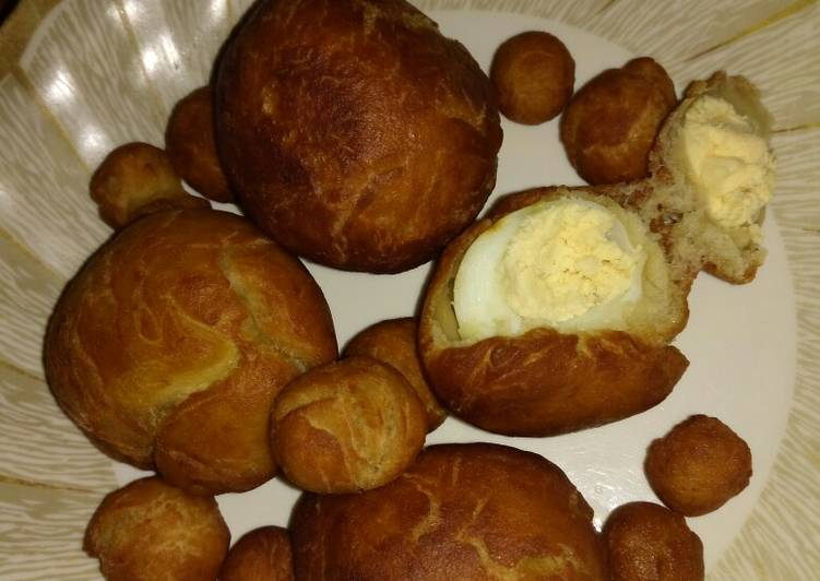 Recipe of Any-night-of-the-week Egg ball