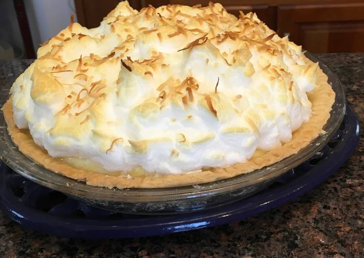 Coconut Cream Pie, Heart Friendly Foods You Must Eat