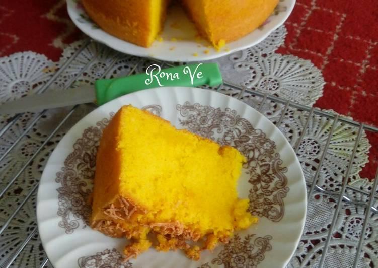 Pumpkin Bolu