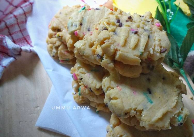 Cookies Manis Pelangi #41¹