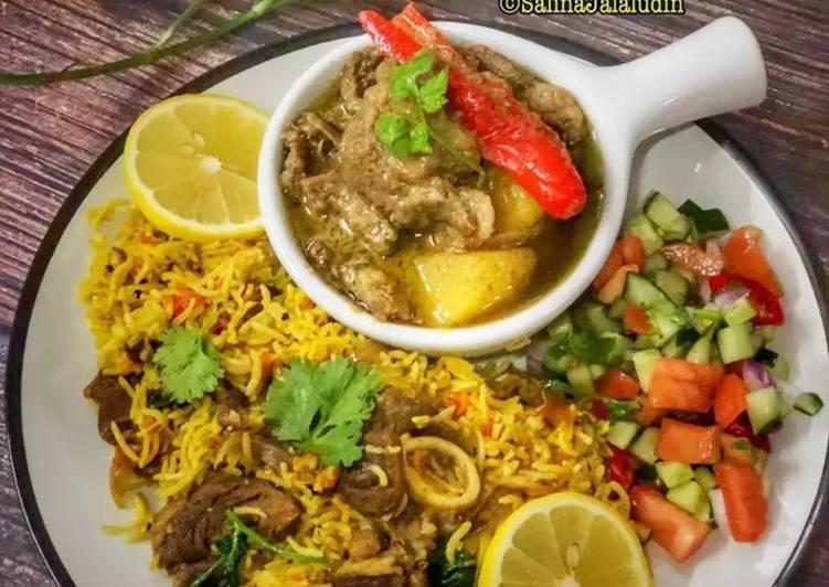Nasi Arab Kambing - velavinkabakery.com