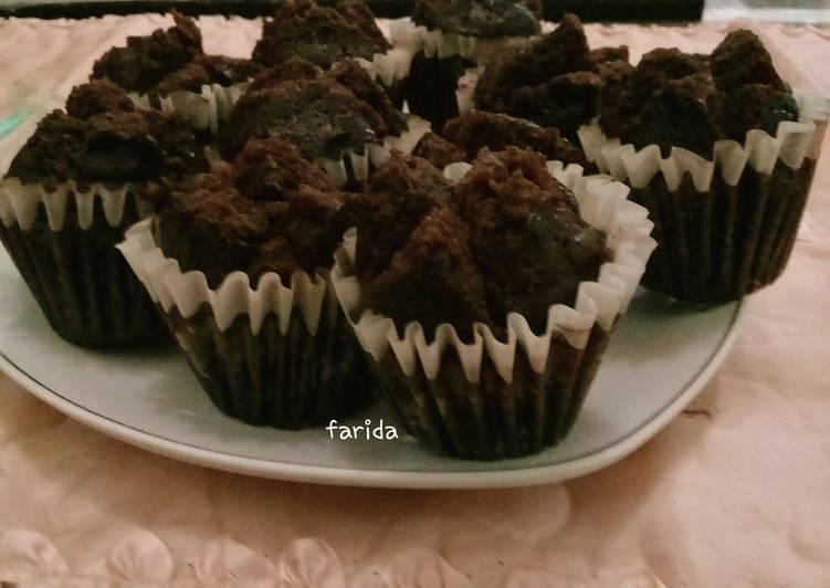 Bolu Kukus Mekar Coklat (no mikser no telur)