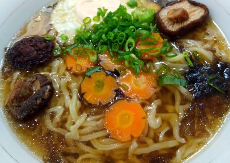 Resep Mie Kuah Dashi 🍜🍜🍜 Paling Gampang