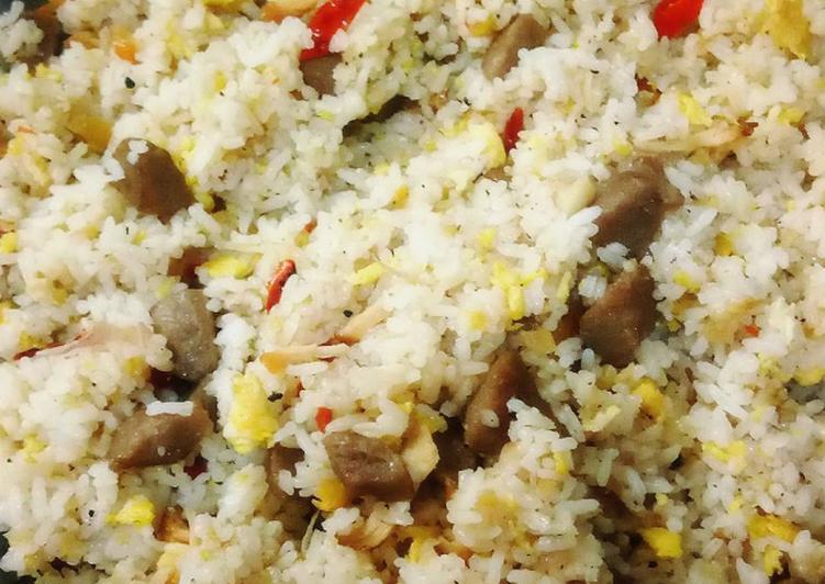 Resep Nasi goreng oriental Paling dicari