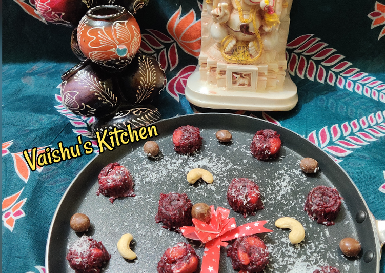 Step-by-Step Guide to Prepare Award-winning Beetroot Halva Candy