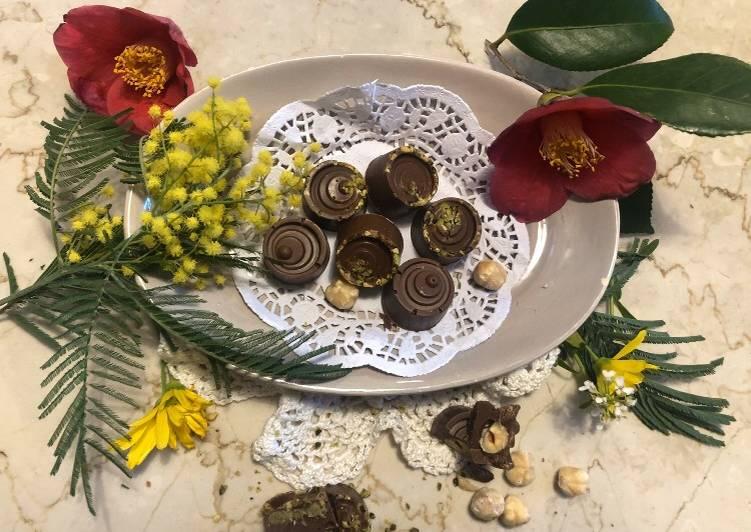 Cioccolatini  Ripieni #menu'mimosa