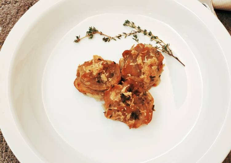 Recipe of Favorite Parmesan potatoes