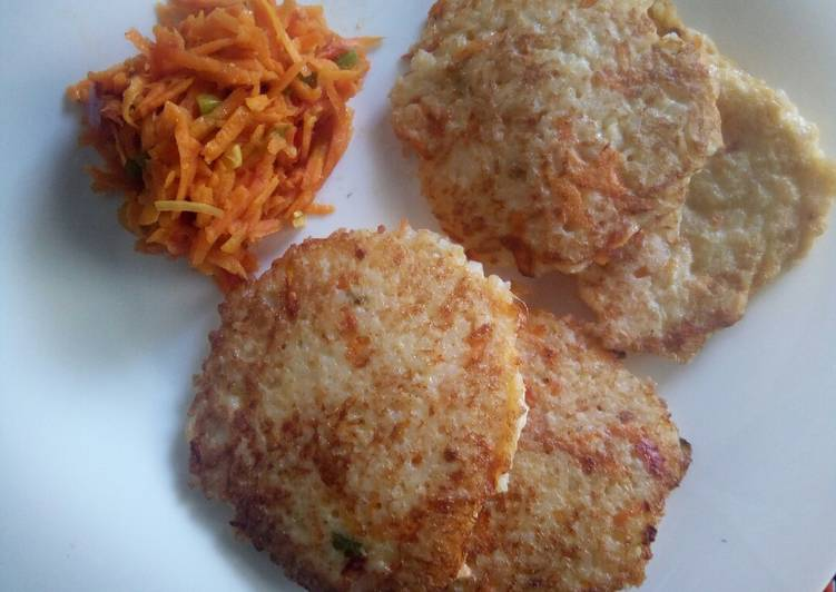 Recipe of Perfect Fried rice omelette