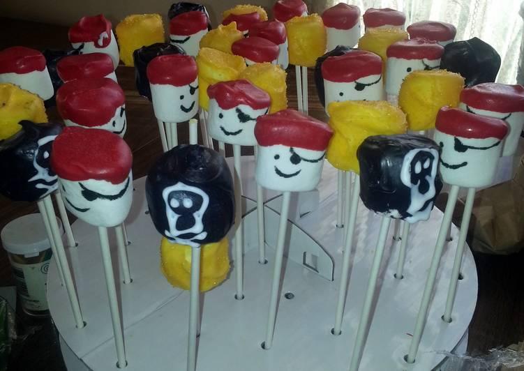 Marshmallow Pop