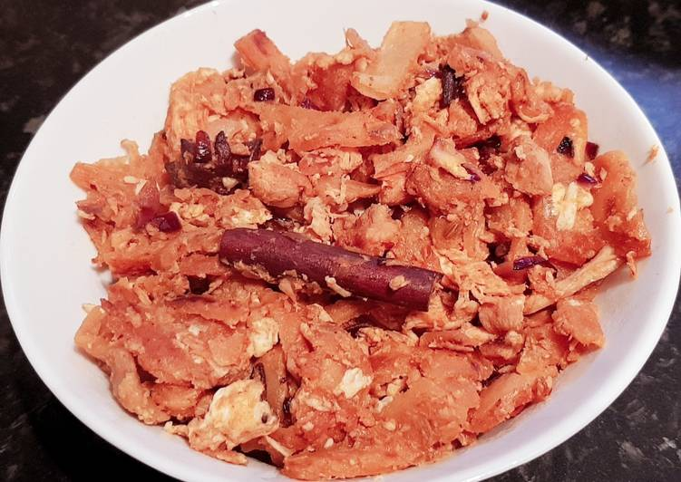 Step-by-Step Guide to Prepare Homemade Kottu parotta chicken
