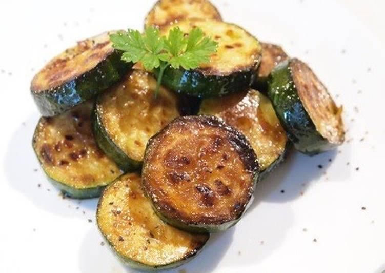 New Secret Easy Stir-fried Zucchini with Ponzu Sauce Free Download
