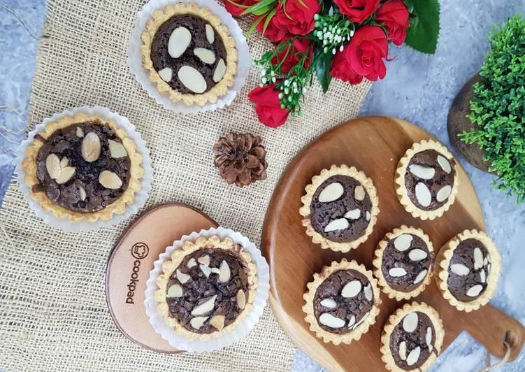 Resep Pie brownies Bikin Laper