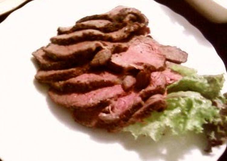 How to Make Perfect Roast Beef for a Birthday Dinner
