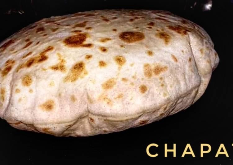 Recipe of Perfect Chapati