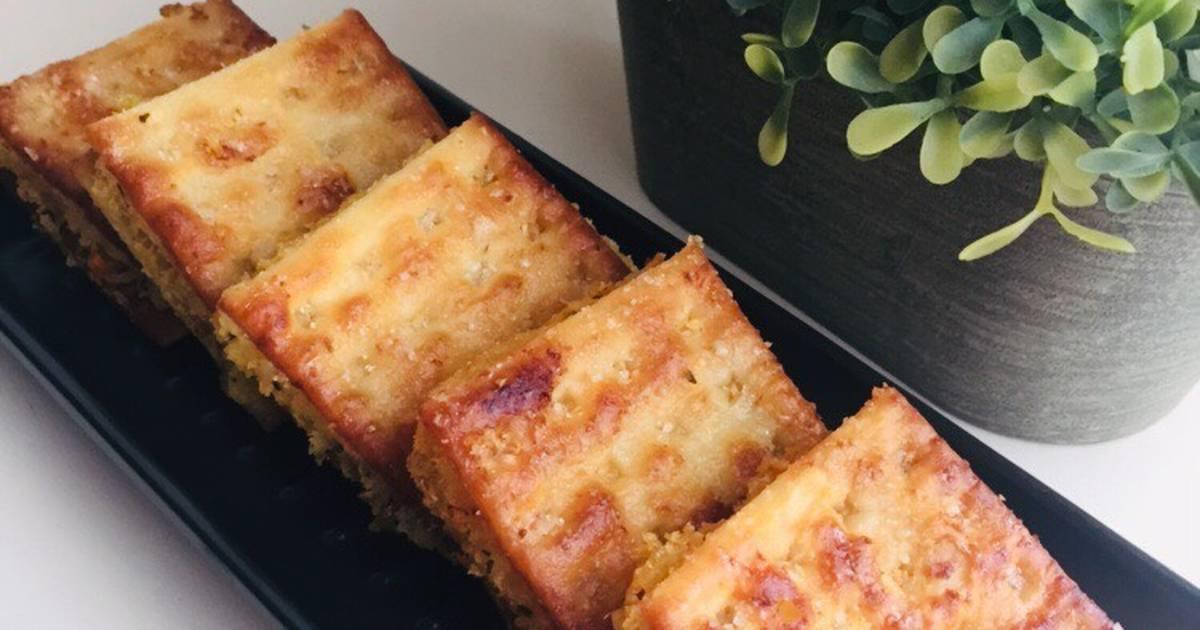 245 Resep Cracker Isi Kentang Enak Dan Sederhana Ala Rumahan Cookpad