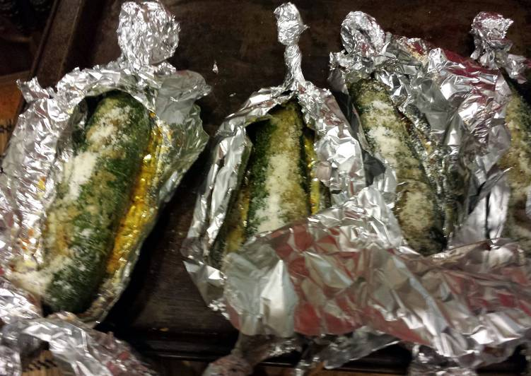 Easiest Way to Prepare Homemade Baked Zucchini - Reduced Fat