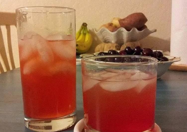 Barbadian Rum Punch