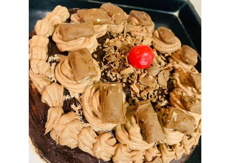Chocolate Cake 🎂