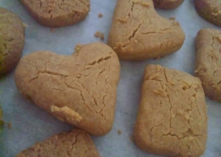 Easy, Quick & Luxurious Kinako Cookies