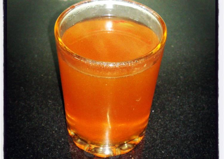Jake's sulaimani (a wonder bat drink)