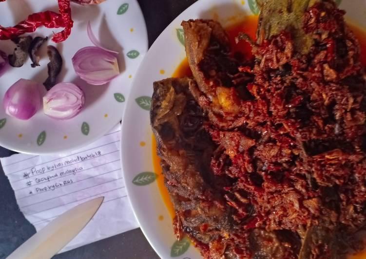 Sambal Garing Ikan Keli - resepipouler.com
