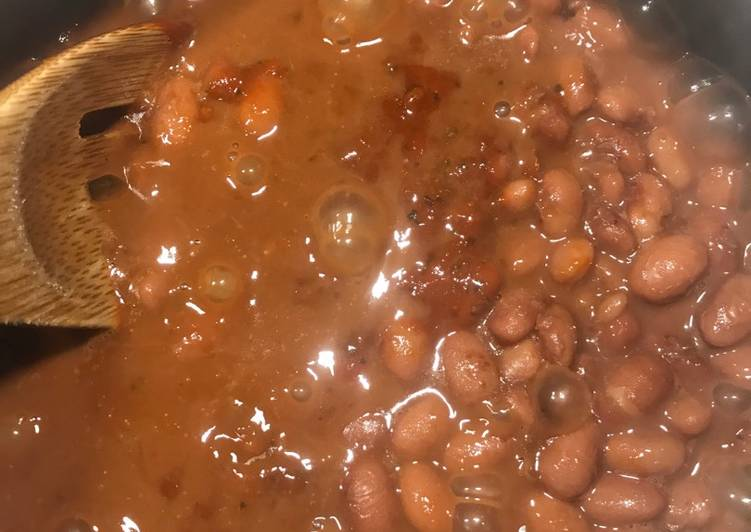 Recipe of Ultimate Mamas Puerto Rican pink beans
