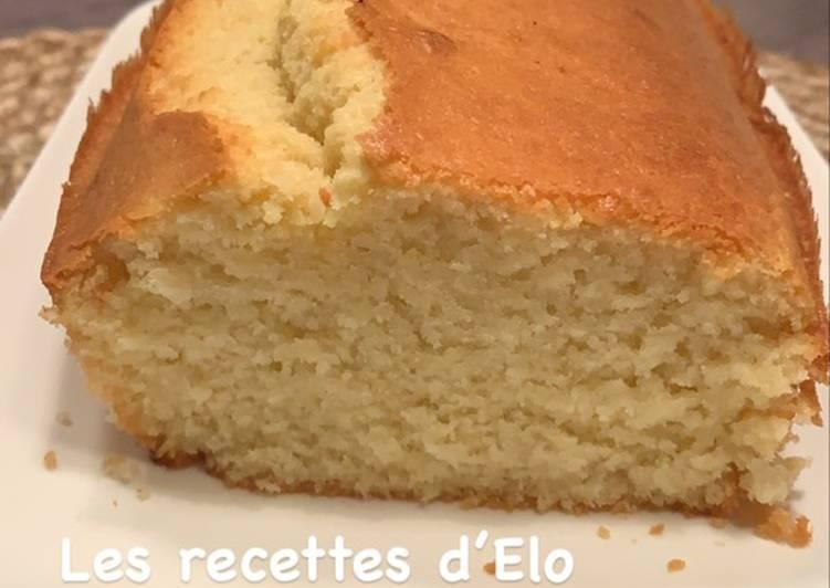Recette Délicieux Cake à la noix de coco