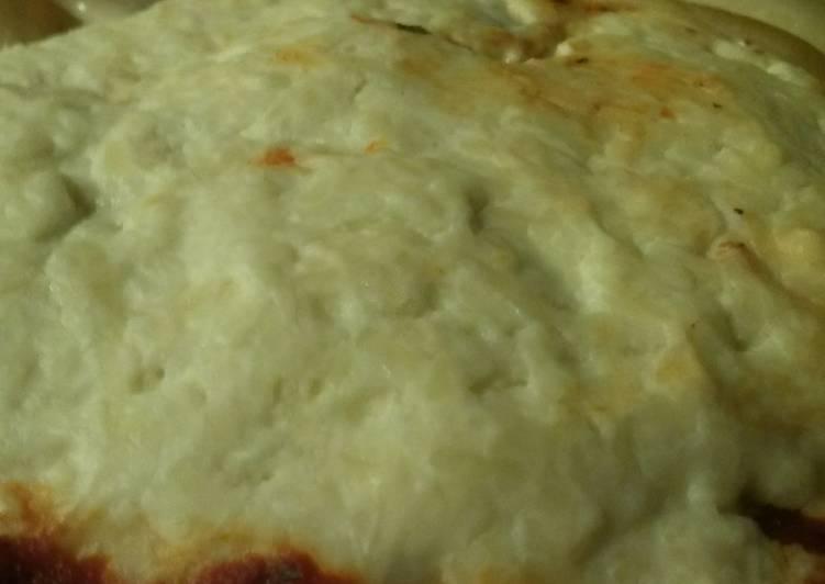 Recipe: Appetizing Kandi's Chicken Parmesan