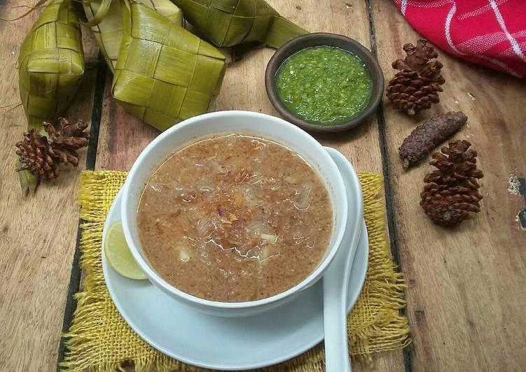 Resep Coto Ayam Yang Simple Bikin Nagih