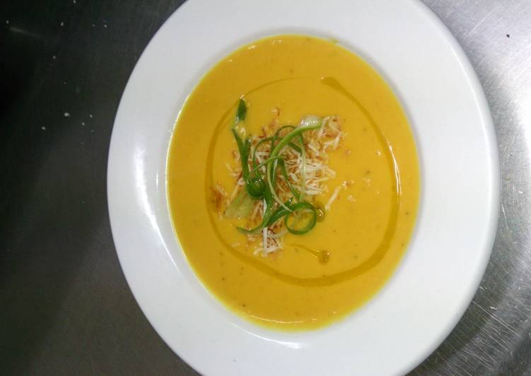 Creamy gingered Kumara (sweet potato) soup with toasted coconut, What Are The Benefits Of Consuming Superfoods?