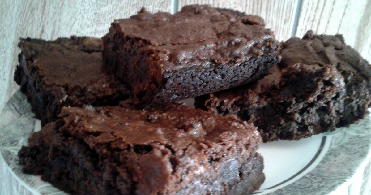 Extreme chocolate brownies