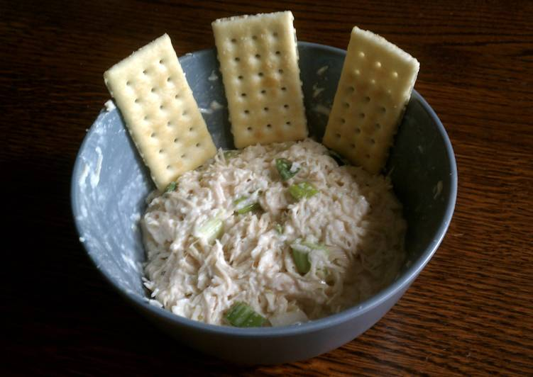 How to Prepare Appetizing Super Simple Chicken Salad