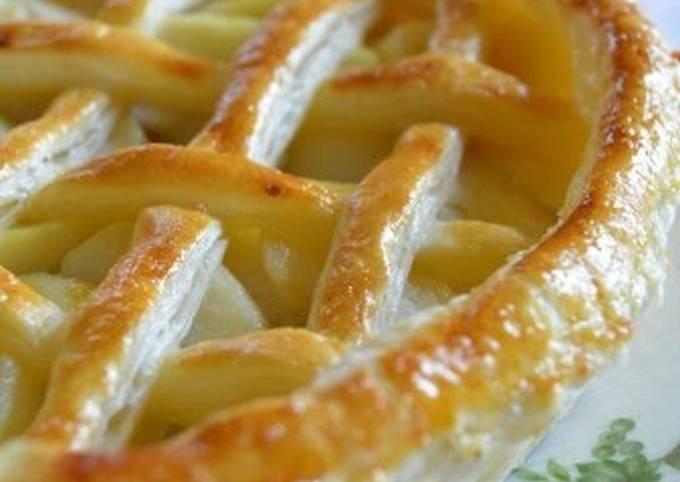 Recipe: Yummy Simple Apple Pie With Frozen Pie Crust